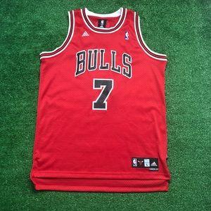 Ben Gordon Adidas Bulls Jersey